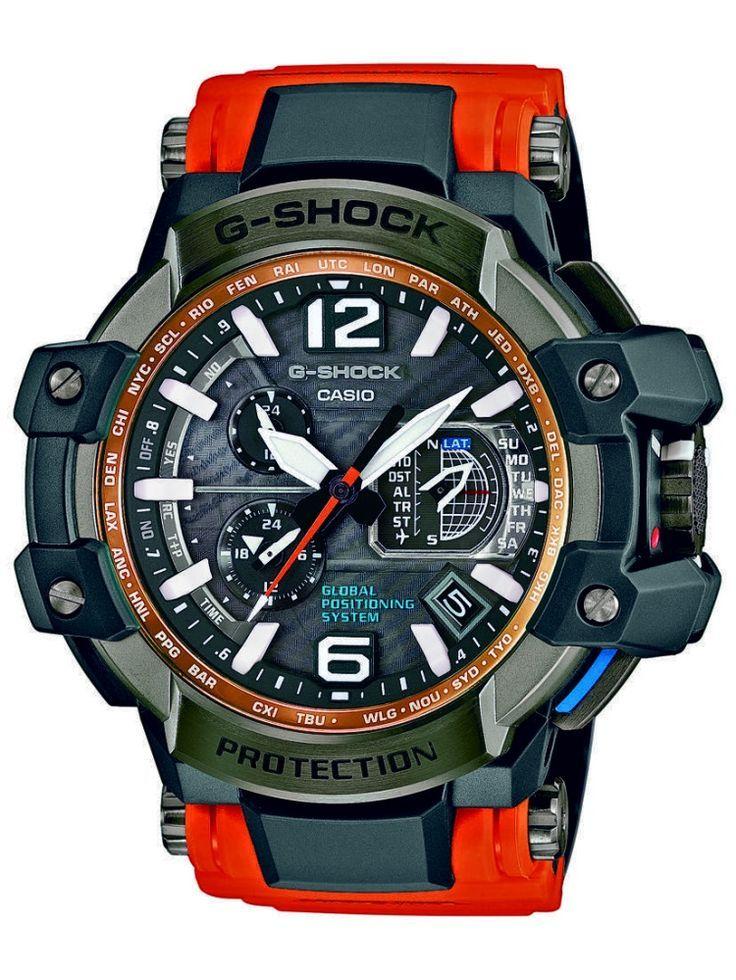 Casio Uhren-Serie G-Shock Gravity Master GPW-1000-4AER PREMIUM (Uhren) -