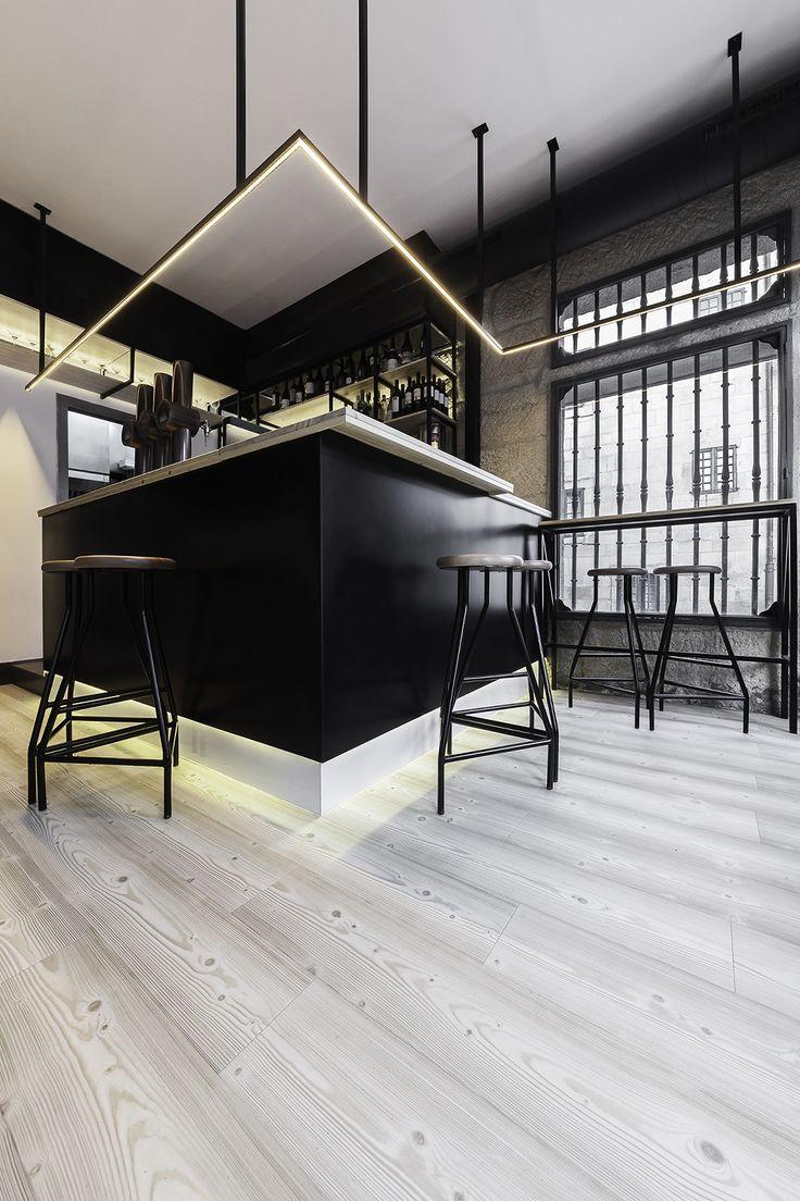 Tapería Loaira - Pontevedra. Nan Arquitectos / Nan Contract Fotografías: Iván Casal Nieto. bar - restaurant
