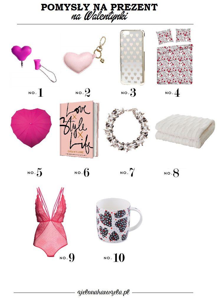 Pomysły na prezent na Walentynki – 10 propozycji