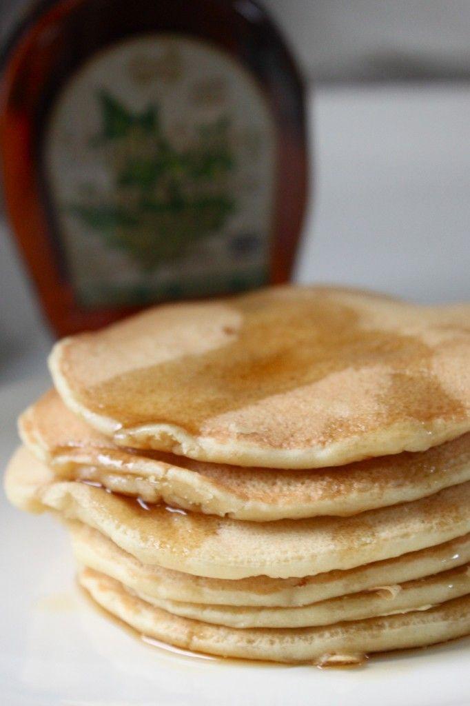 { Recette }  Pancakes vegan