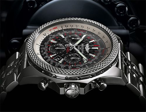 Breitling for Bentley celebrates ten years on the road with three new chronographs equipped with in-house motors A highly exclusive chronograph Breitling for Bentley the Chronograph B06 (PR/Pics http://watchmobile7.com/data/News/2013/04/130424-breitling_for_bentley-B06.html) (1/3)