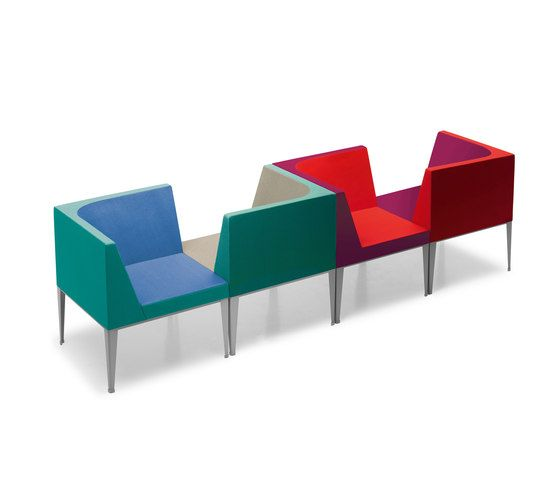 CORNER   Modular Seating Elements From Forma 5