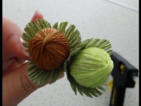 Орешек ( фундук ) из конфет. Свит дизайн. - YouTube