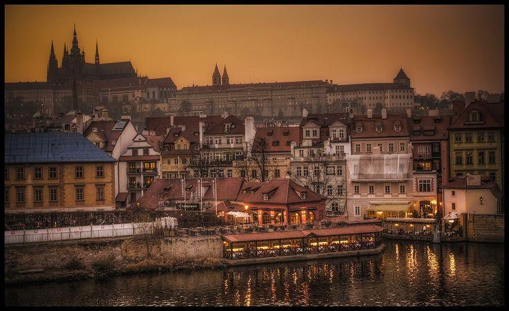 Prague by Václav Verner on 500px