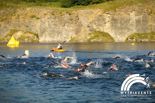 01/07/15 and 02/09/15. 500m swim 5k run. Capernwray Aquathons - MyTriEvents - Triathlons, Open Water Swims and Cycle Sportives - Events for All