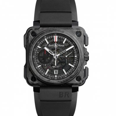 BELL & ROSS - AVIATION BR-X1 BR-X1 CARBONE FORGE BRX1-CE-CF-BLACK