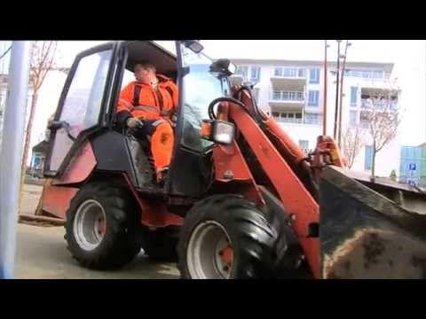 Yrkesportrett -- anleggsgartner - YouTube