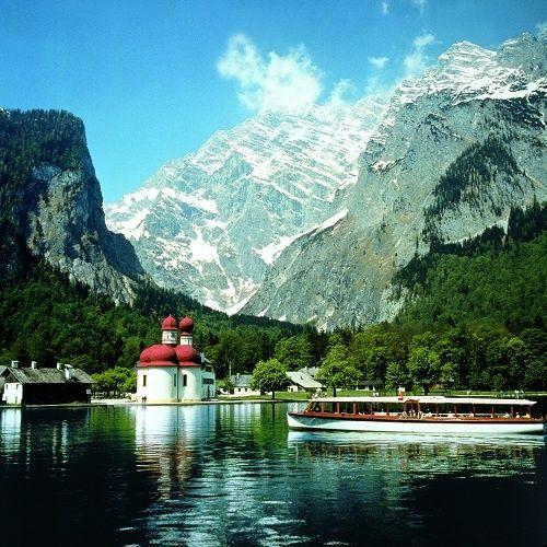 ドイツのアルペンザルツが美しい。アルペン山脈の見所!