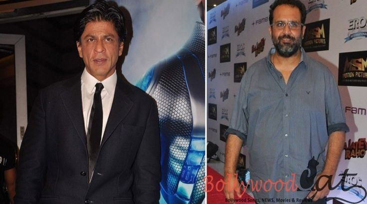 Shahrukh Khan signed Aanand L Rai's next movie, will play a Dwarf