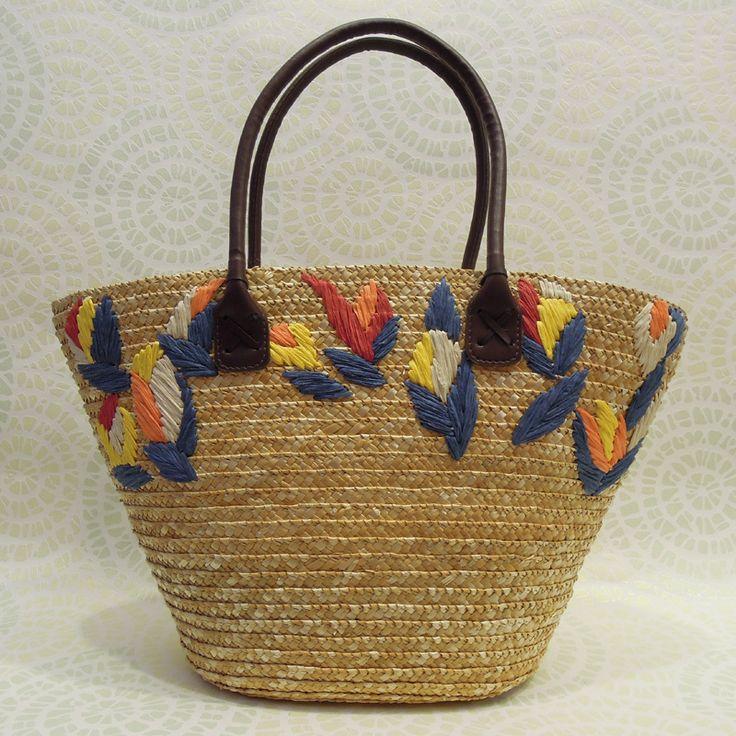 2014 fashion Straw handbag  straw beach bag hot sell straw beach handbag free shipping $23.00
