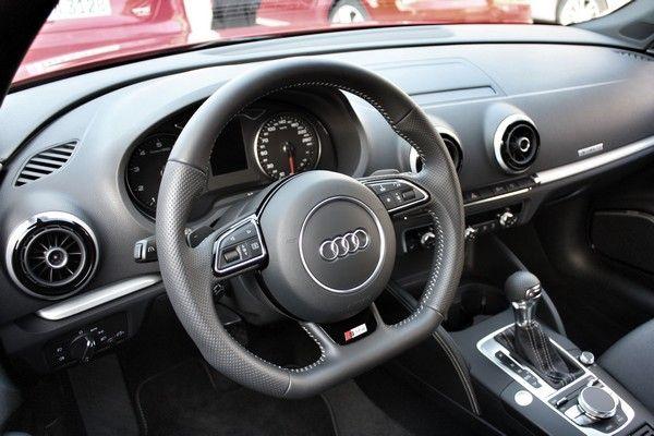 Ersteindruck: Audi A3 1.8 TFSI quattro – Mit Ambition zum Verkaufserfolg?!