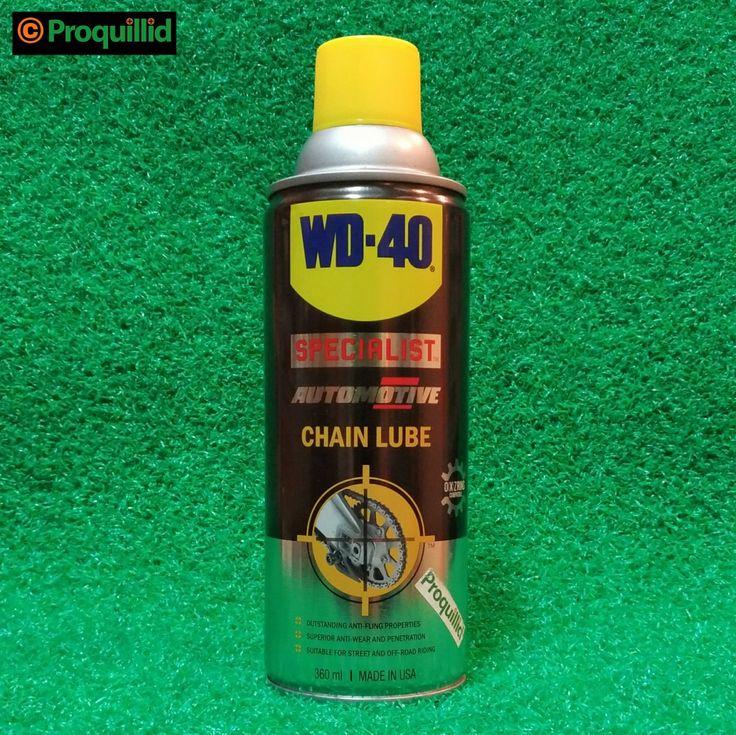WD-40 Specialist Automotive Chain Lube 360 ML