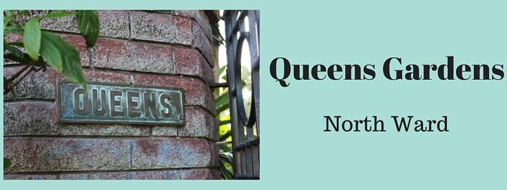 Queens Gardens in North Ward
