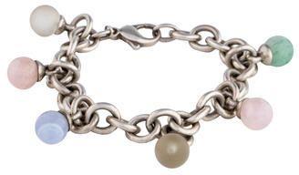 Tiffany & Co. Cabochon Charm Bracelet