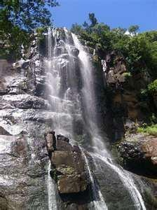 Hogsback Waterfall, South Africa