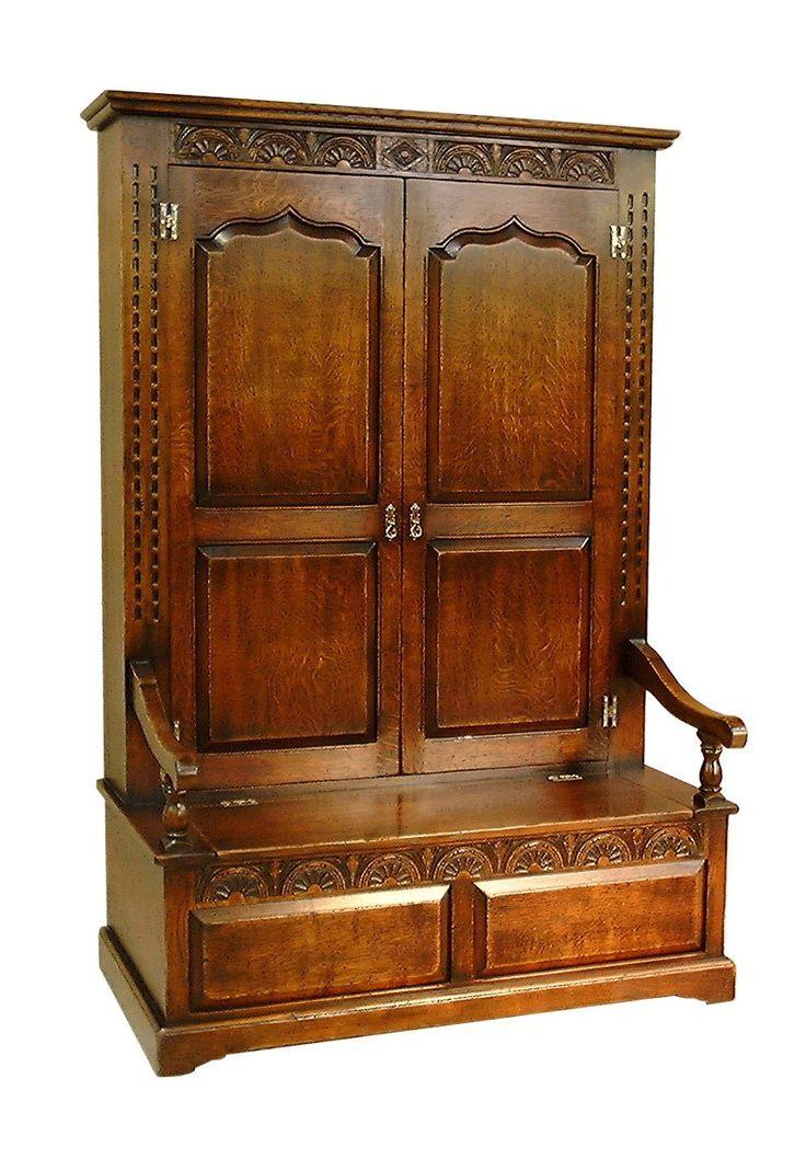 Hampton Bacon Settle By Royal Oak Furniture