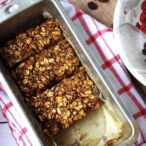 GF Gingerbread 'Proatmeal' Bake