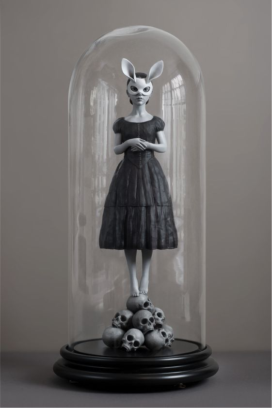 The Dark and Surreal Art Of Danny Van Ryswyk http://designwrld.com/the-dark-and-surreal-art-of-danny-van-ryswyk/
