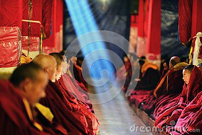 Monks Are Studying Buddhist Scriptures - Download From Over 39 Million High Quality Stock Photos, Images, Vectors. Sign up for FREE today. Image: 55820582