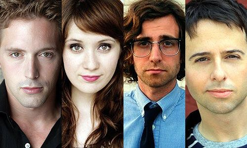 """Four people -- Noel Wells, Beck Bennett, John Milhiser and Kyle Mooney -- are reportedly """"top candidates"""" to join """"Saturday Night Live"""" as featured players in the fall."""