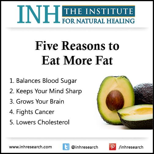 how to eat healthy fats
