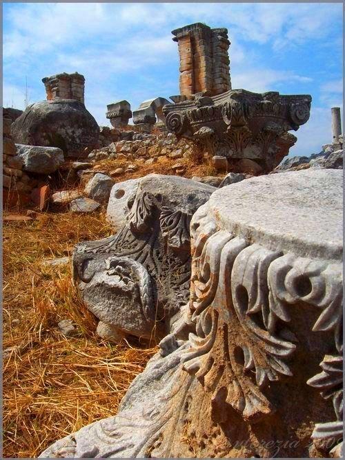 walk in the past (GREECE:THE BASILLICA PHILIPPI)....séta a múltban....................Ανατολική Μακεδονία ΘράκηΦίλιπποι