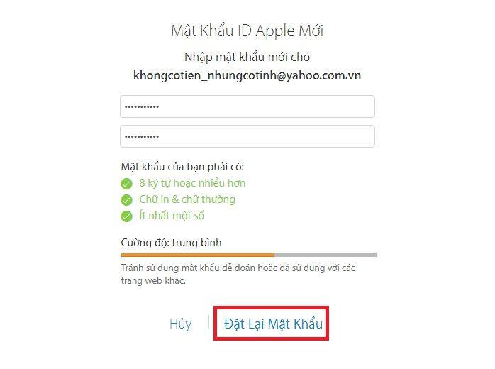 Cach Lấy Lại Khi Bạn Quen Mật Khẩu Tai Khoản Apple Id Va Icloud Mắt Khau