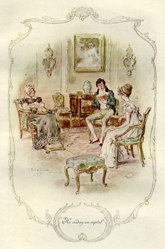 Shakespeare | Jane Austen in Vermont