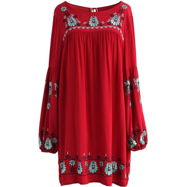 red going out dresses