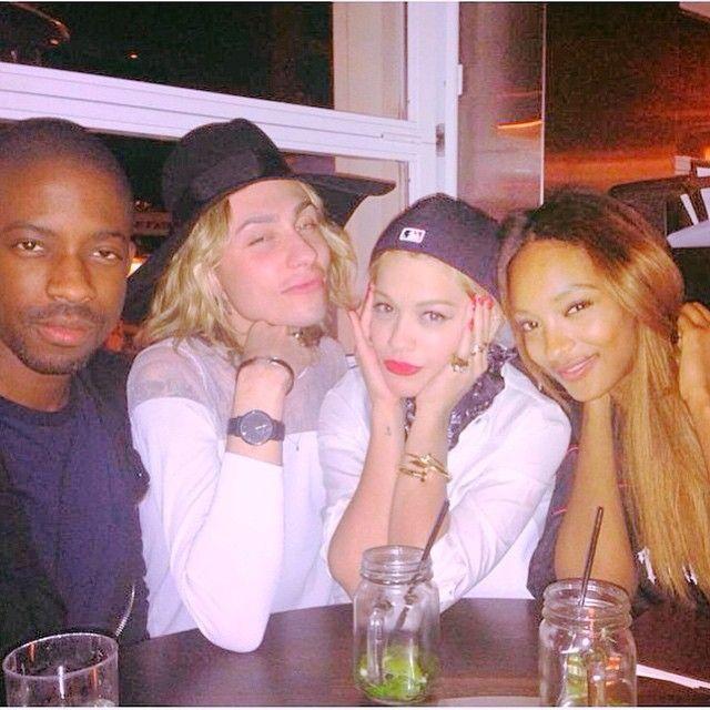 Rita Ora @ritaora The Goons at the ...Instagram photo | Websta (Webstagram)