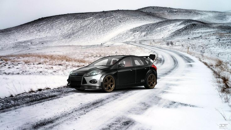 Check out my tuned #Ford #Focus 2012 at #alcarplayground #tuning