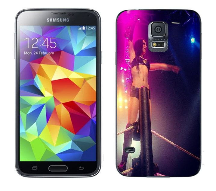 WWE Divas Paige Samsung Galaxy S5 I9600 Cases [cases201480657] - $12.99 :