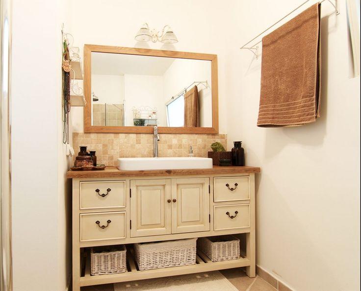 בית משופץ ברחובות   טורקיז האוס · Bathroom FurnitureBathrooms