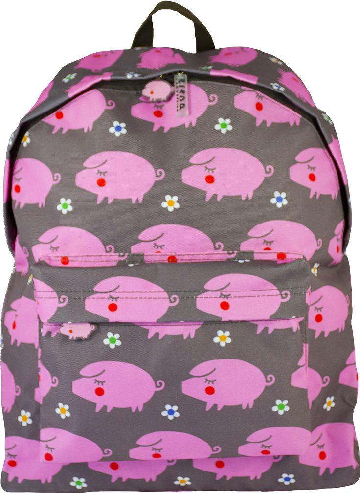 Cerditos, mochilas#backpack
