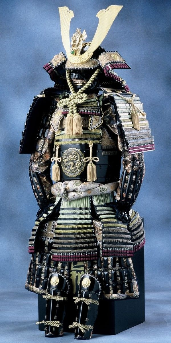 Samurai armor. I would never need another Halloween costume again, plus I'd be ready for a battle to the death.  -By artsfeng.com