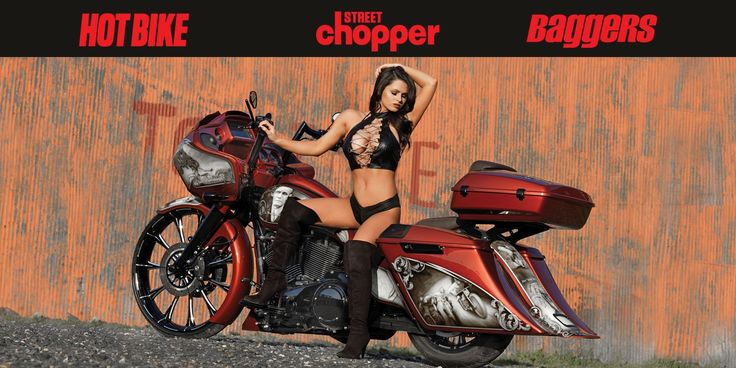 Our 2017 V-Twin Gear & Accessories will inform you of just what componentry, tools, audio accessories, clothing, and gear are top in the American motorcycle aftermarket parts industry.