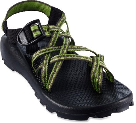 i got some outdoorsy green chacos on sale from rei this past weekend