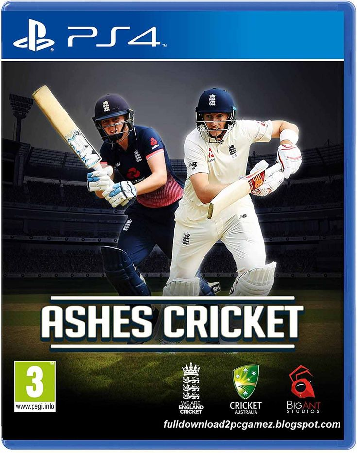 Full Version Games Free Download For PC Ashes Cricket 17