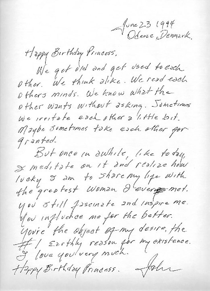 On what would have been Johnny Cash's 84th birthday, we found it fitting to honor his memory by sharing one of the the most beautiful love letters we've ever read: the letter he wrote to June Carter Cash in 1994, on her 65th birthday.