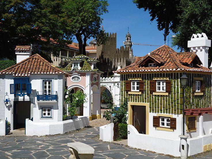 Coimbra - Portugal dos Pequenitos – Wikipédia, a enciclopédia livre