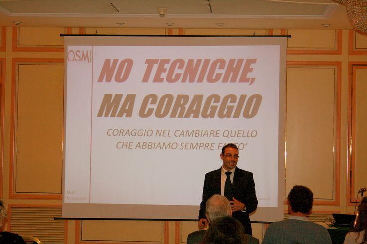 Non tecniche ma coraggio, con Davide Baldi...