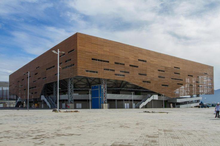 Galeria de Arena Olímpica de Handebol e Golbol / OA | Oficina de Arquitetos - 9