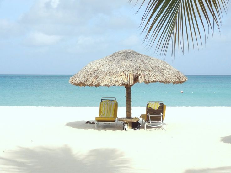 10 breathtaking beaches - Eagle Beach Aruba