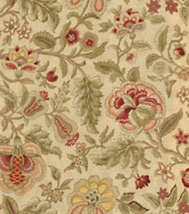 vintage victorian fabric sampless