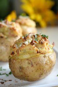 Kocham jeść ziemniaki. W sumie nic dziwnego w tej mojej miłości nie ma, bo właśnie ponoć dzięki gorącemu uczuciu Jana III Sobieskiego do ...