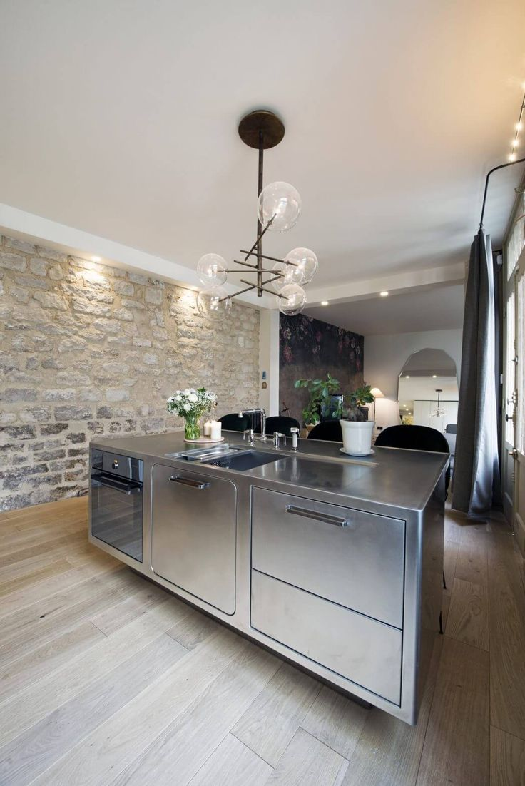 Cosmo condo kitchen showroom paris kitchens toronto - Find This Pin And More On Kitchens