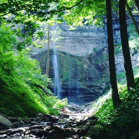 Tews Falls, Hamilton, Ontario