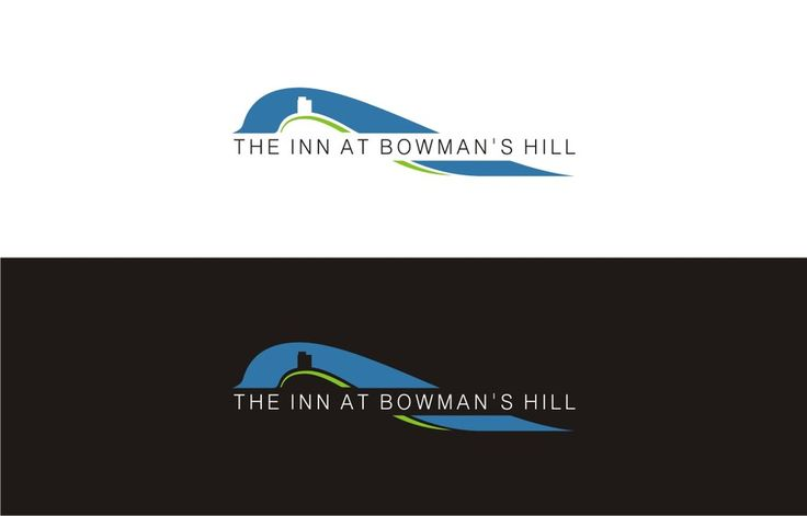 new multipurpose logo for well known award winning luxury inn by DOGBLOCK