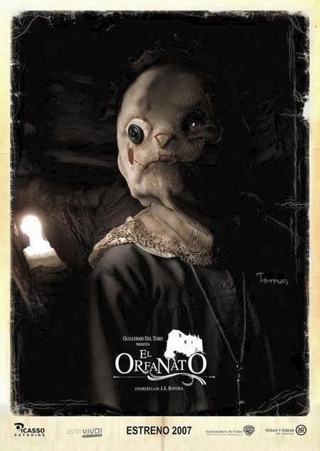 The Orphanage (2007) - fantastically creepy movie, yet touching and beautiful at the same time
