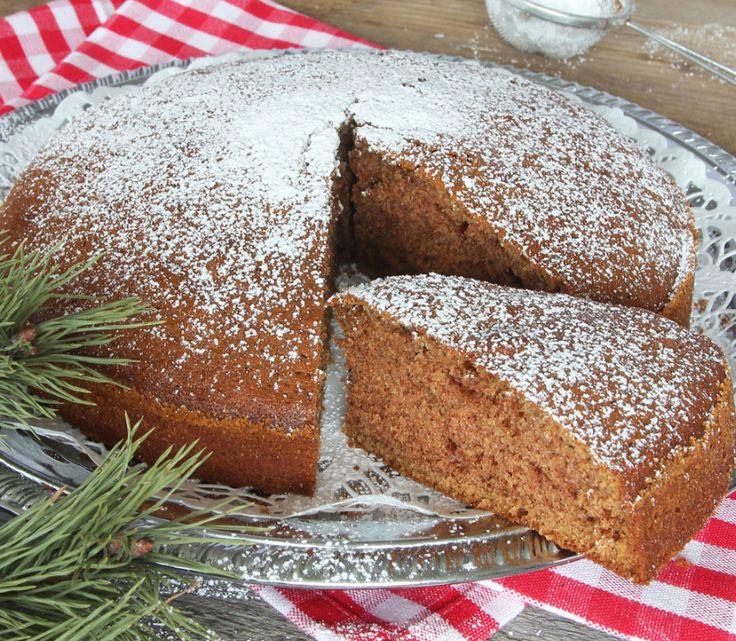 Baka en saftig, mjuk pepparkaka – klicka på bilden för recept!